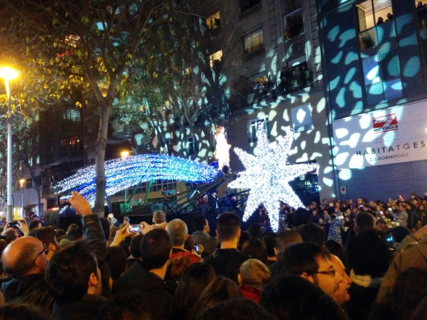 5 gennaio - notte de Los Reyes