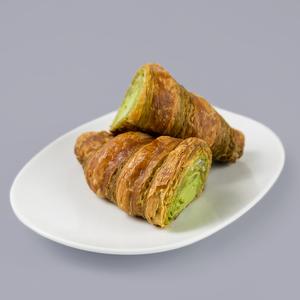 croissant al te verde giapponese barcellona