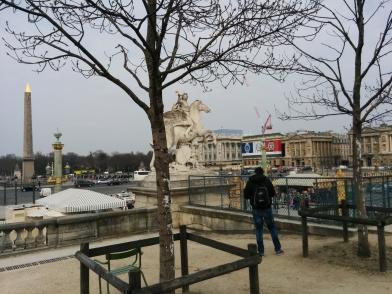 Weekend a Parigi in inverno