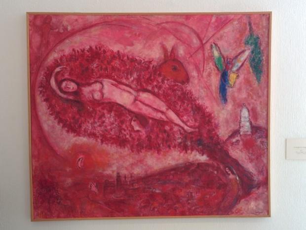 Museo di Chagall a Nizza