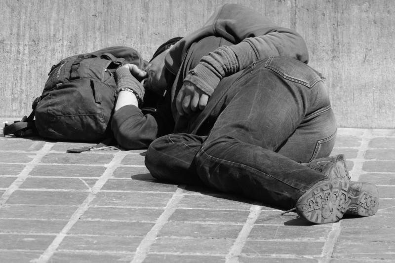 homeless a San Francisco