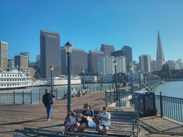 Famiglie in California: vivere nella Baia di San Francisco