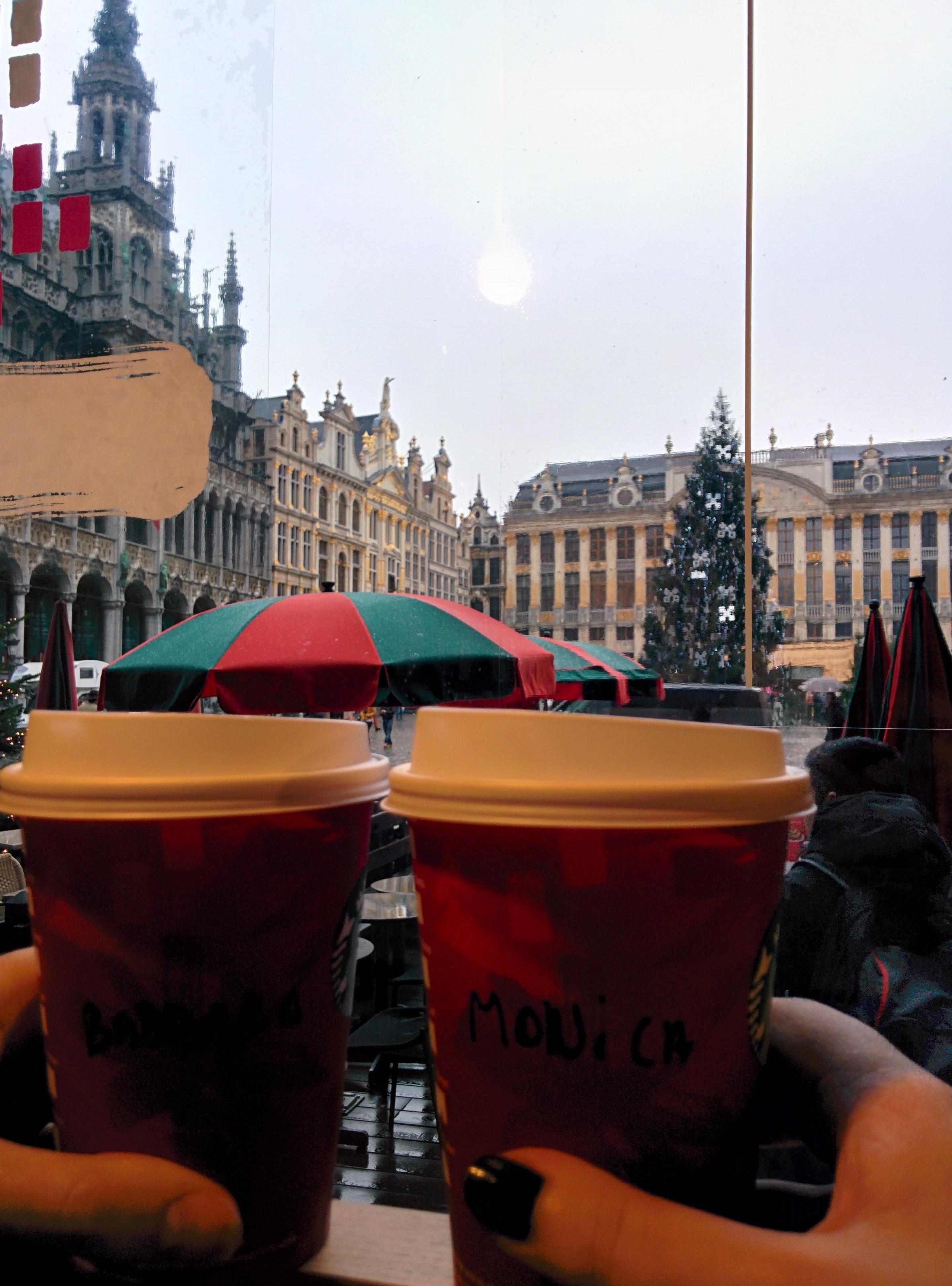 Starbucks Bruxelles