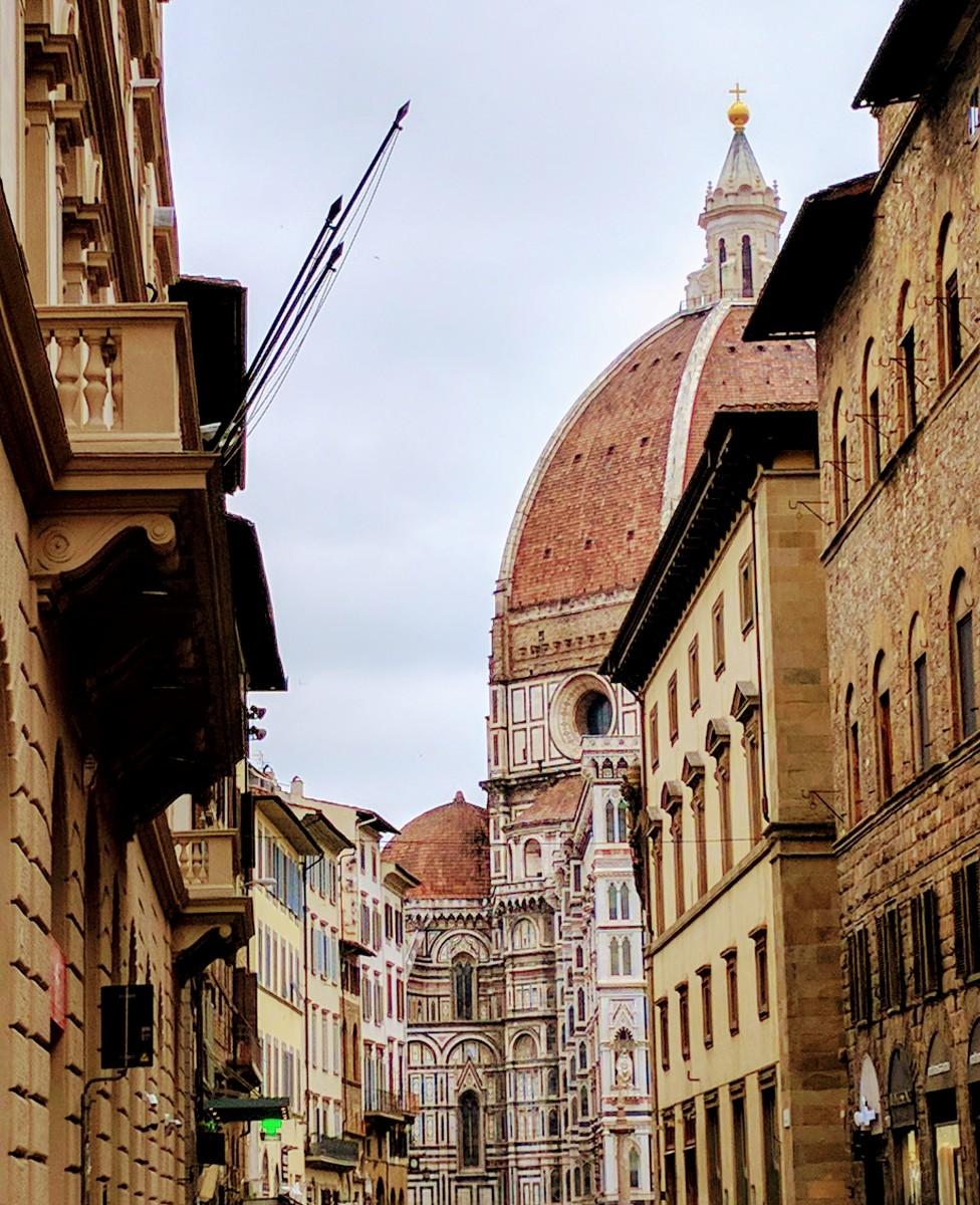 Firenze, le prime e le seconde volte