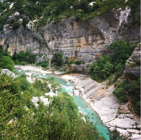 Gran Canyon d'Europa Verdon