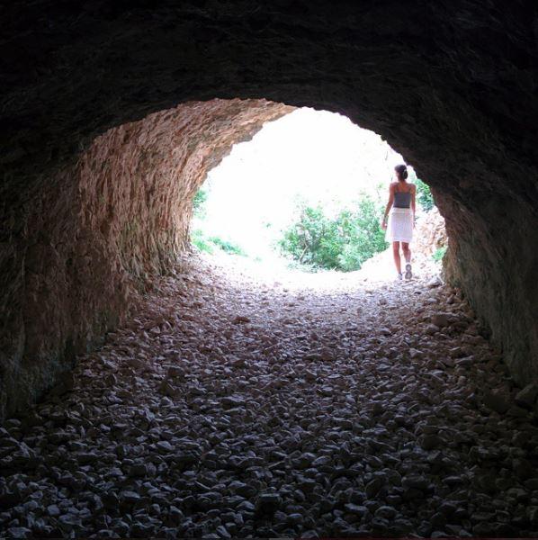 Sentiero Martel Verdon Provenza Francia