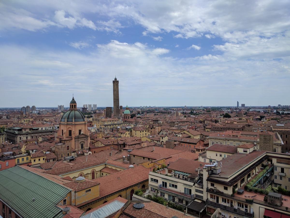 Voglio vivere a Bologna