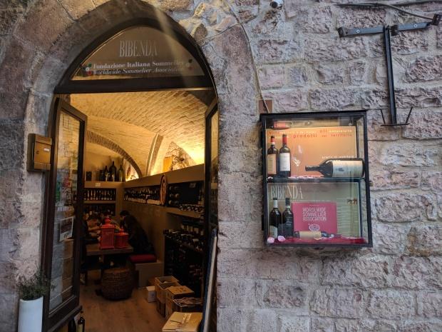Bibenda, Assisi - Associazione Italiana Sommelier