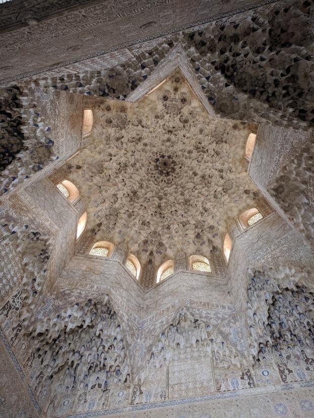 Una delle cappelle dell'Alhambra