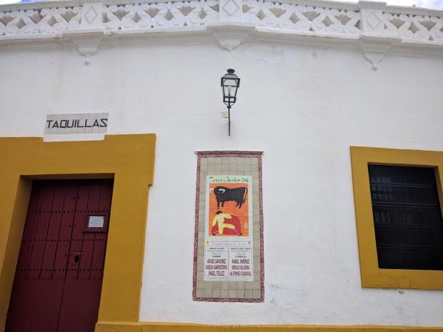 Plaza de Toros, Siviglia