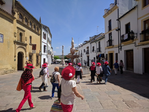 Plaza del Potro, Cordoba