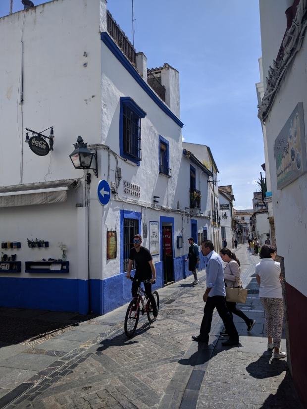 Le case bianche di Cordoba