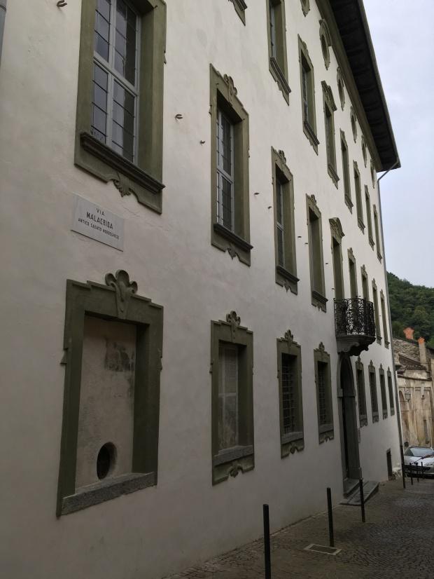 Palazzo Malacrida Morbegno