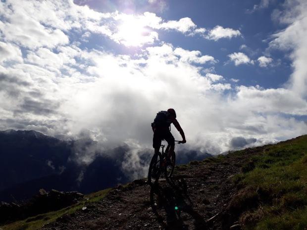 Val Gerola bicicletta da enduro