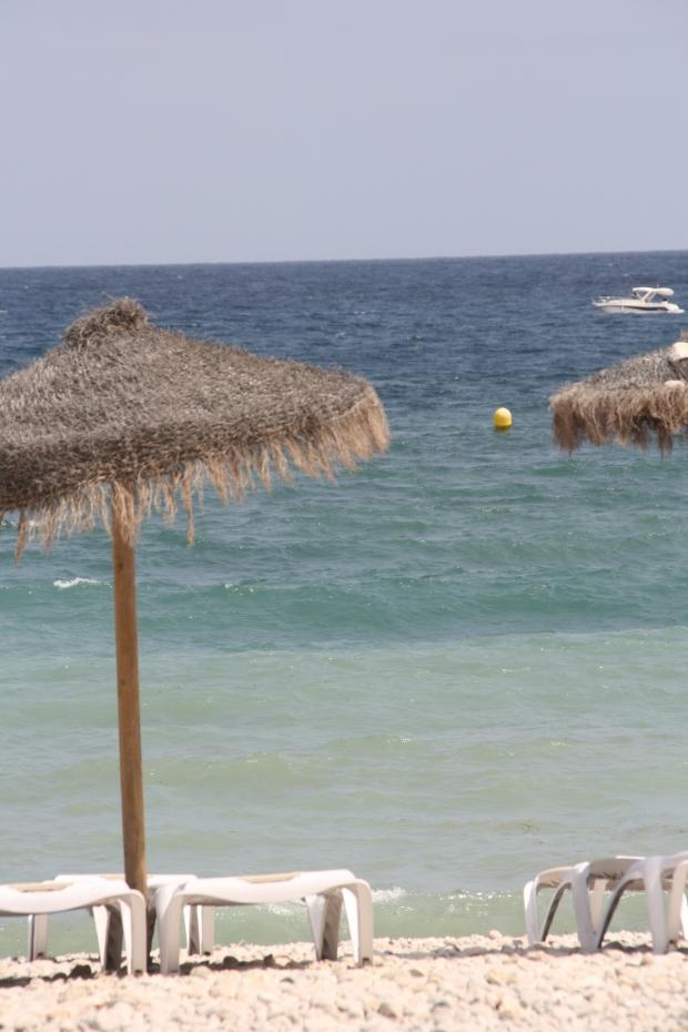 Xabia, spiaggia Valencia