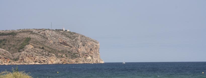 Spiaggia di Xabia Valencia