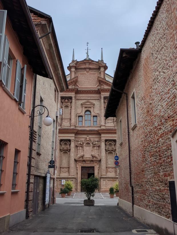 Cherasco, città in Piemonte