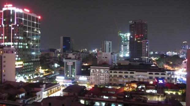 Terrazza Hotel Rex, Saigon