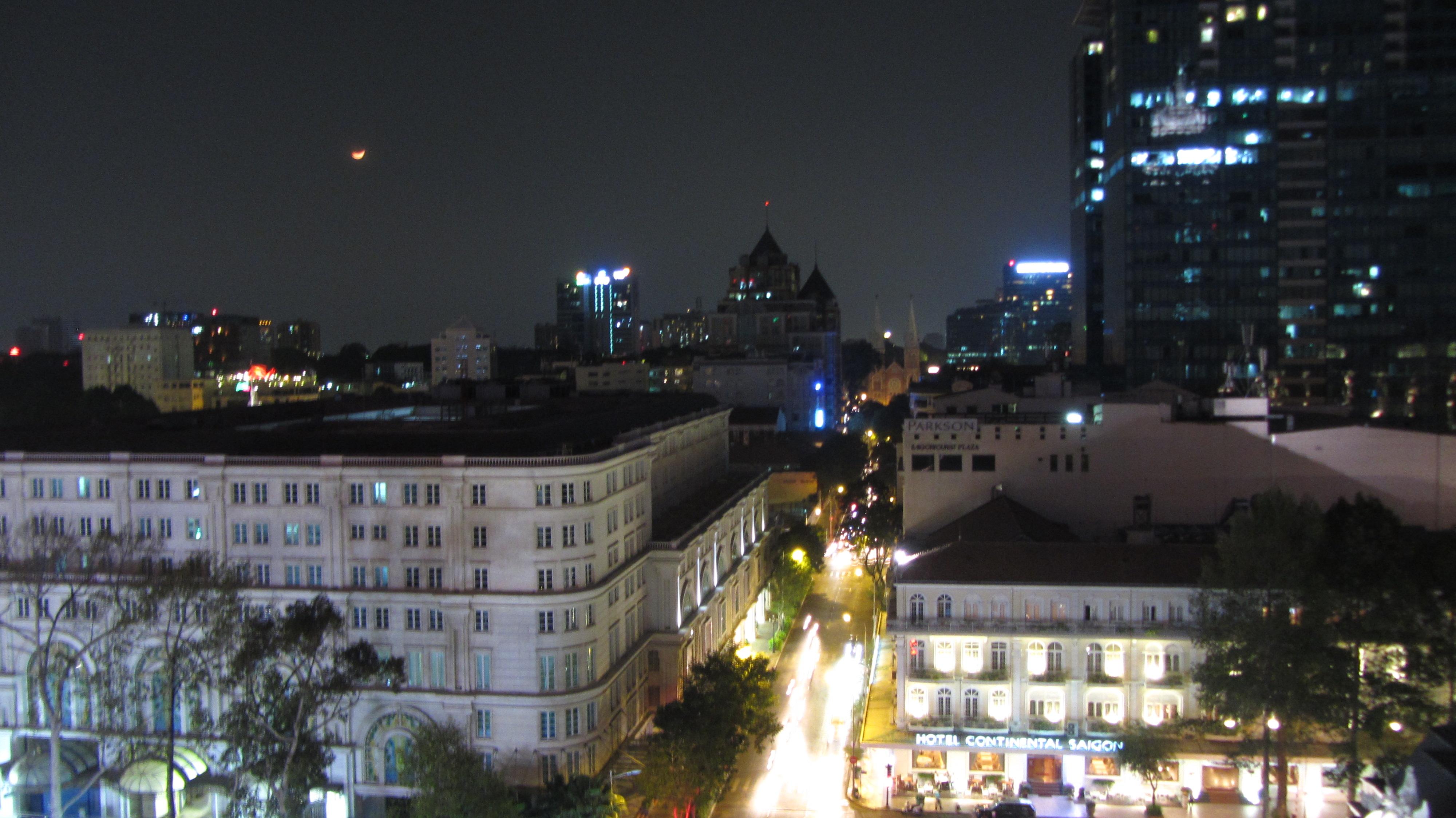 Saigon, Terrazza Hotel Rex