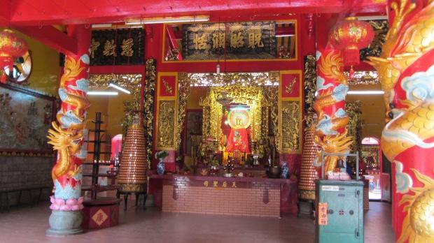 Tempio Seigon dentro