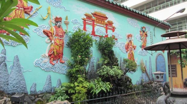 templio azzurro Vietnam
