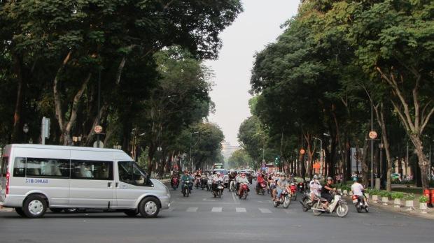 Strada Vietnam Seigon
