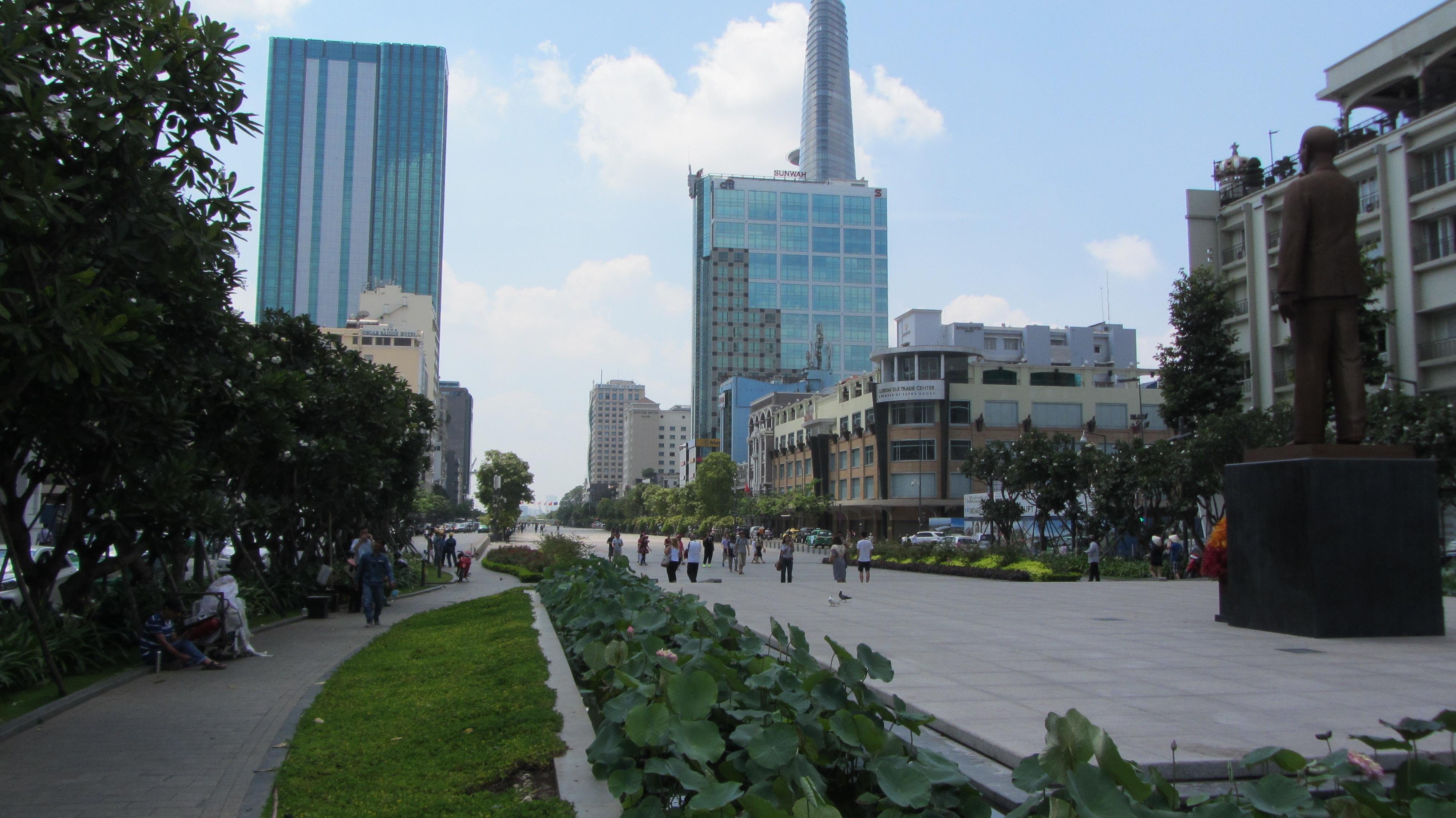 Grattacielo Ho Chi Minh