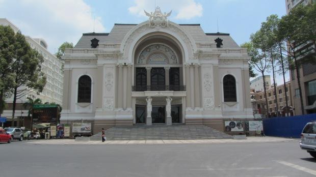 Opera House Ho Chi Mihn