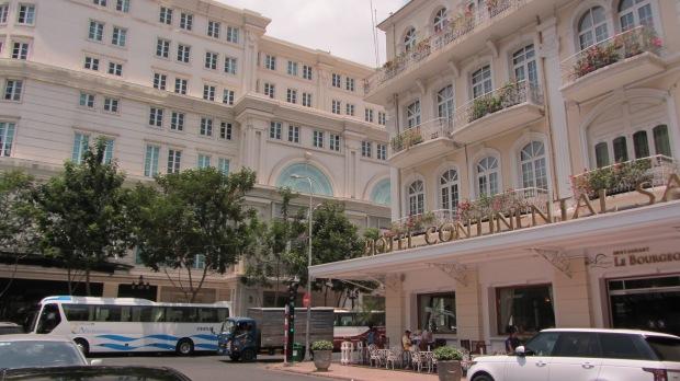 Hotel Continental Seigon