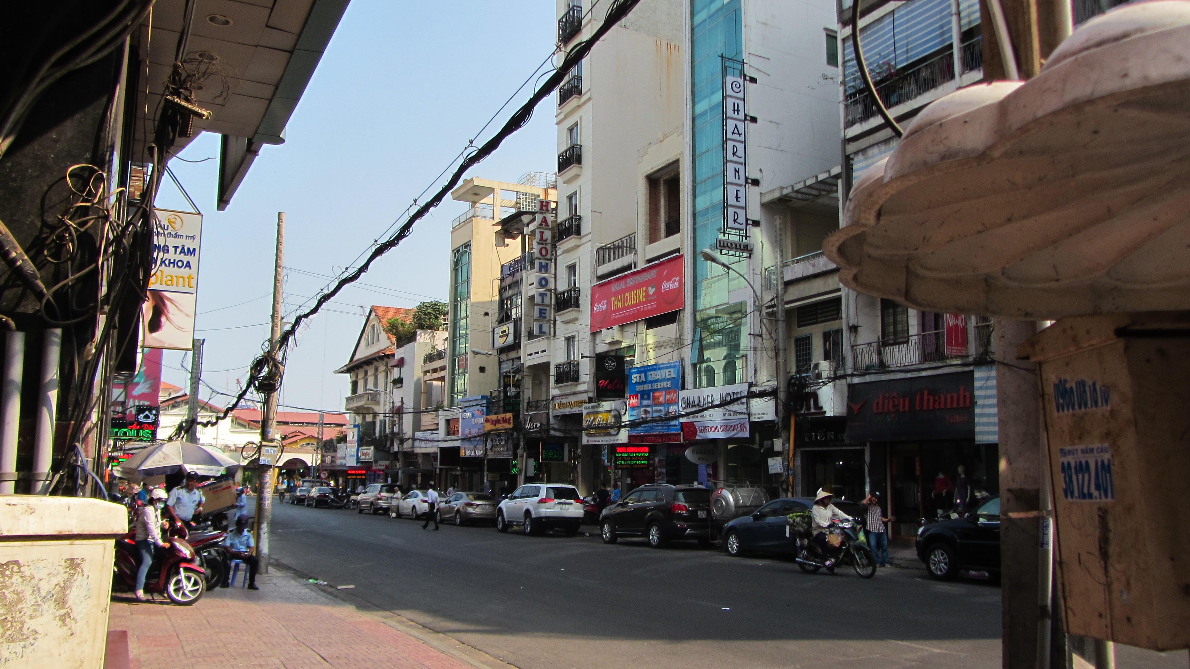 Vita quotidiana Vietnam città