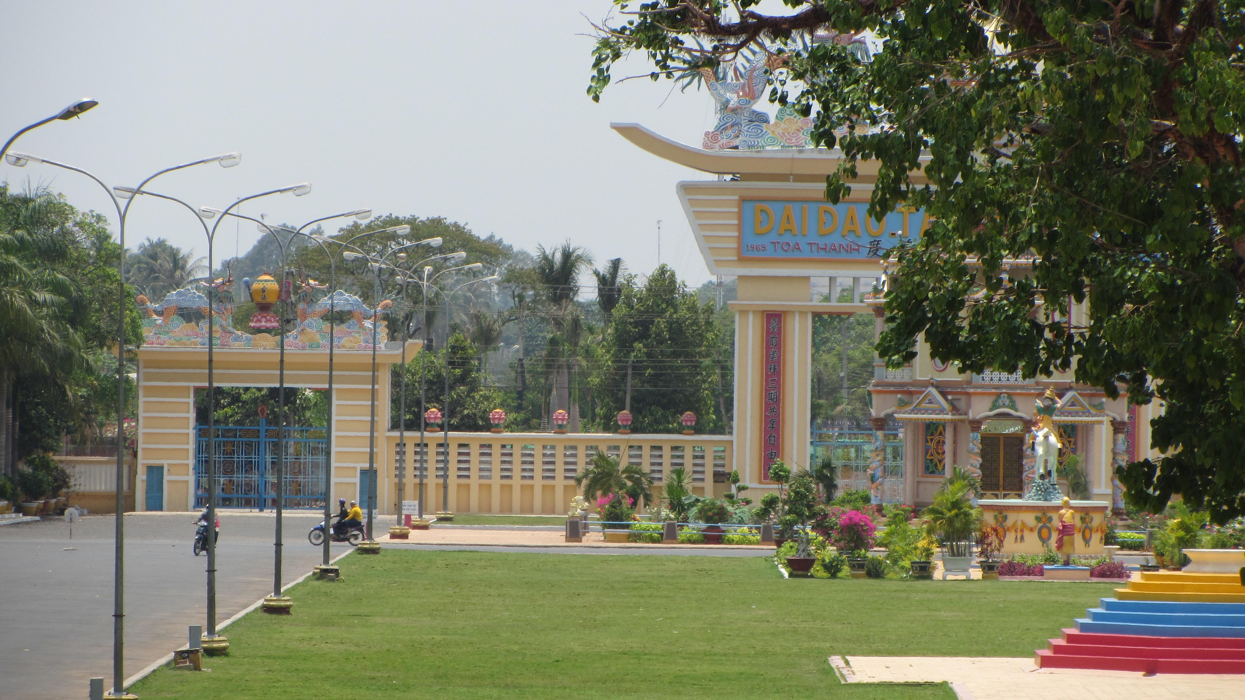 città di Tây Ninh