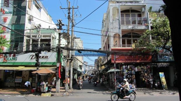 Vivere a Seigon, Vietnam