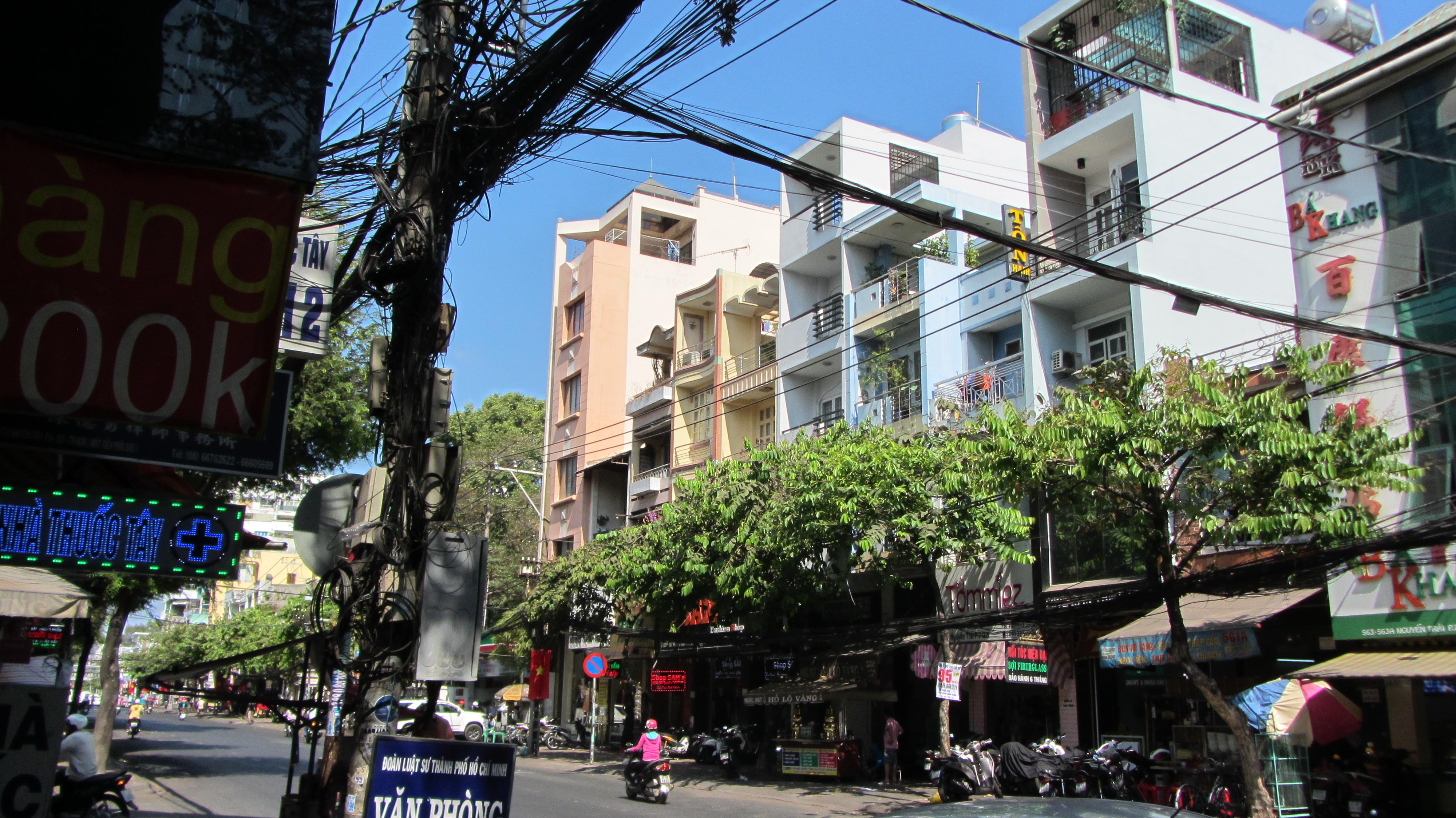 Nguyễn trãi street