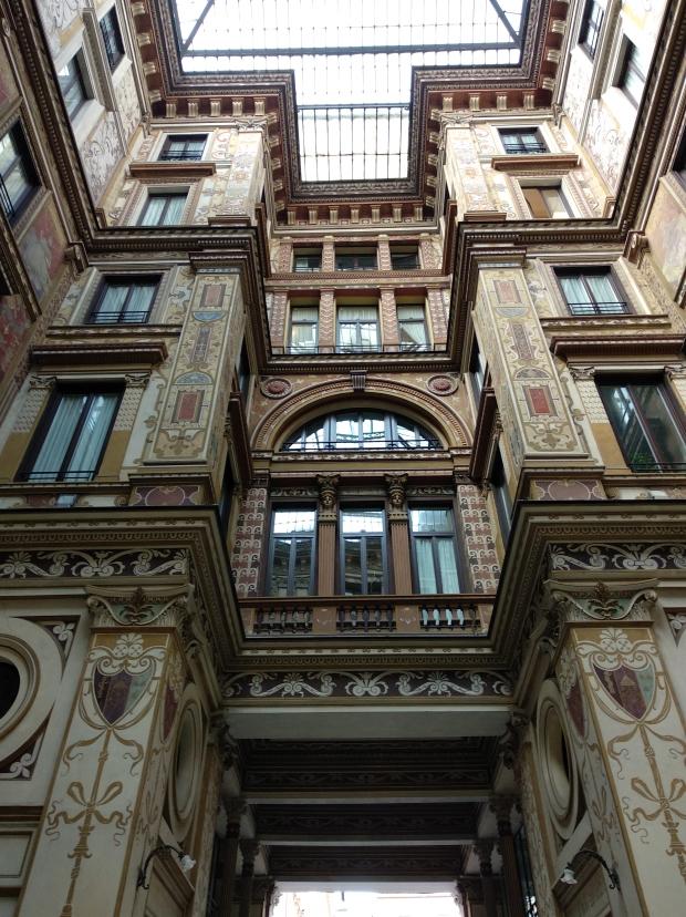 Galleria Sciarra Roma