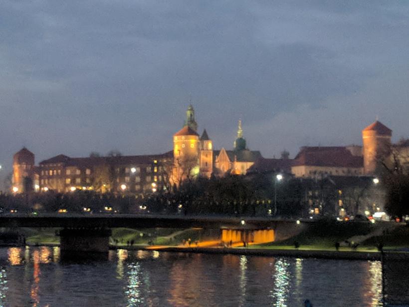 Castello Cracovia