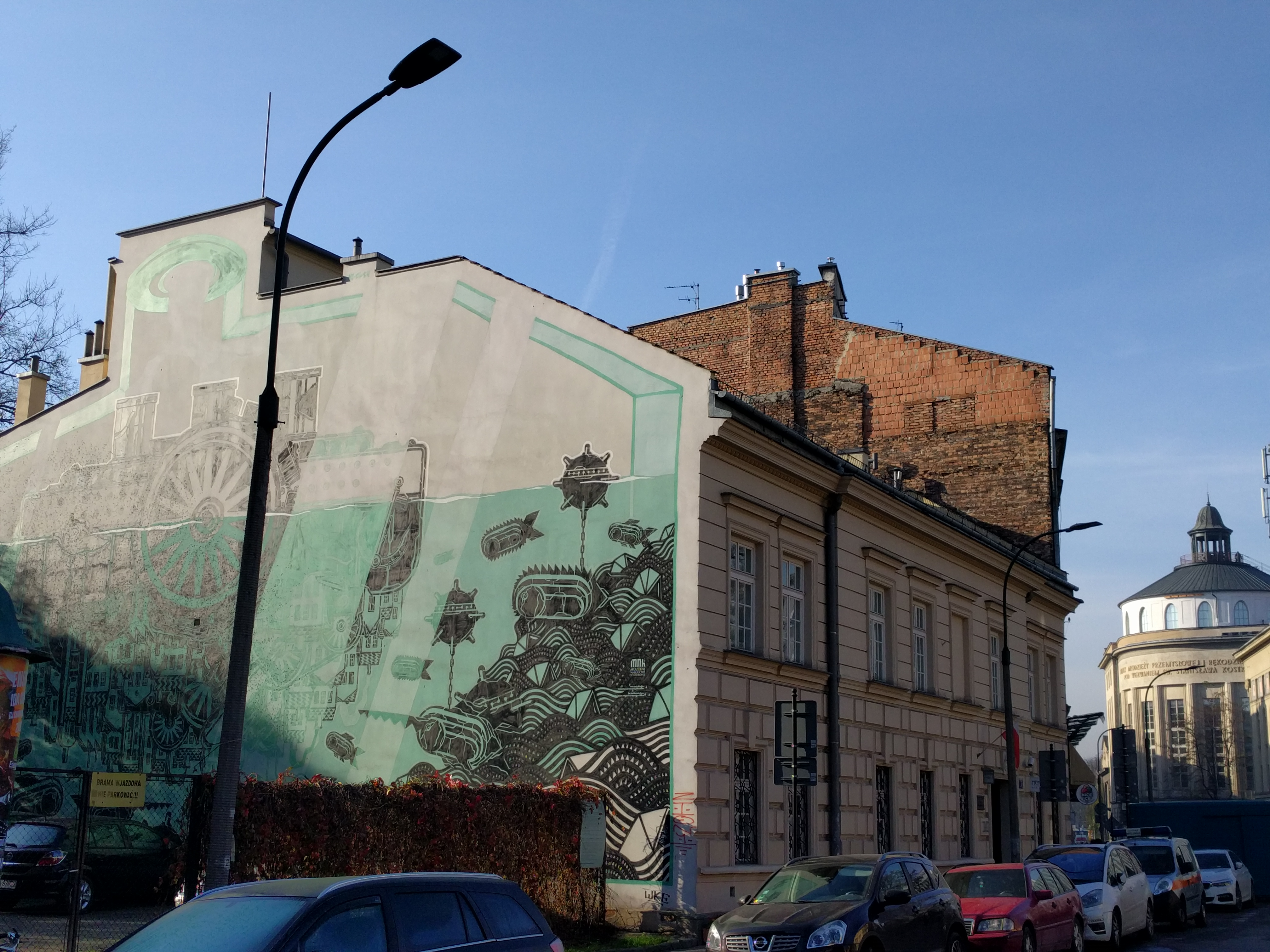 Murales Cracovia