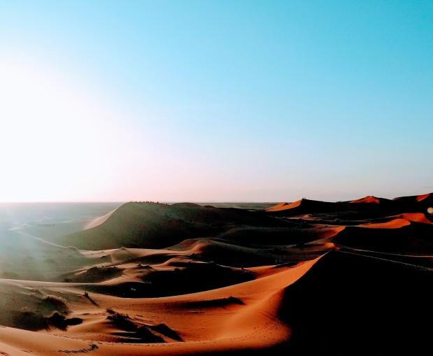 Deserto Merzouga Sahara
