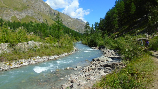 Il fiume Dora