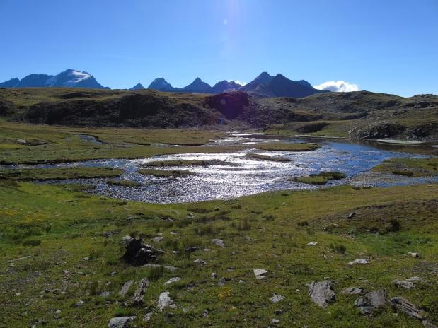 Lago Rosset Valle D'Aosta