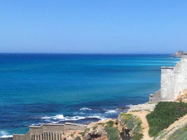 Mare vicino Tanger