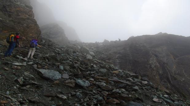 Montagna e maltempo