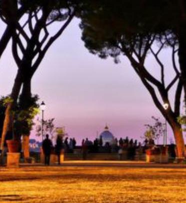Roma segreta dal colle Aventino