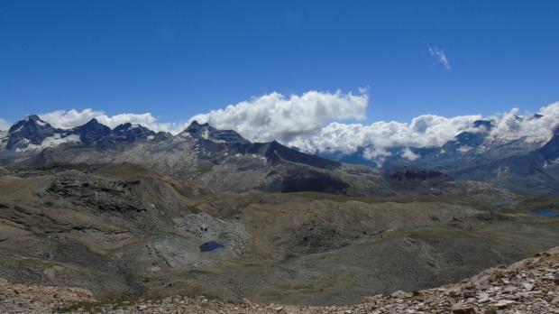 Vista dal Col Rosset