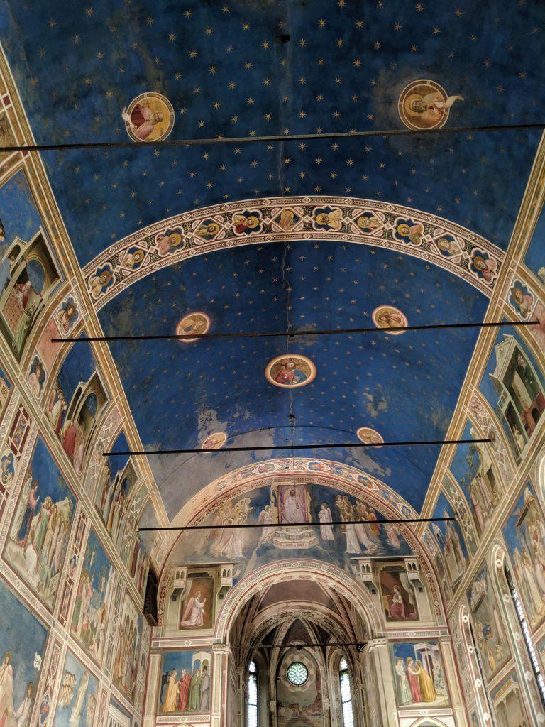 La Cappella degli Scrovegni di Padova