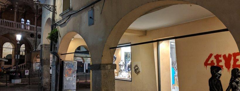 Volte del centro di Padova