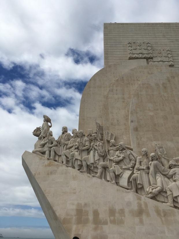 Monumento Viaggiatori Torre Belém