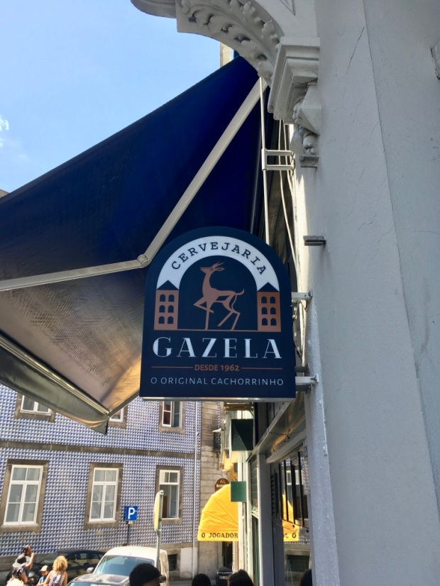 Birreria Cervezeria Gazela Porto