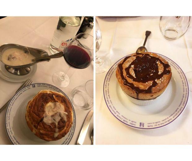 dove mangiare a parigi - soufflè