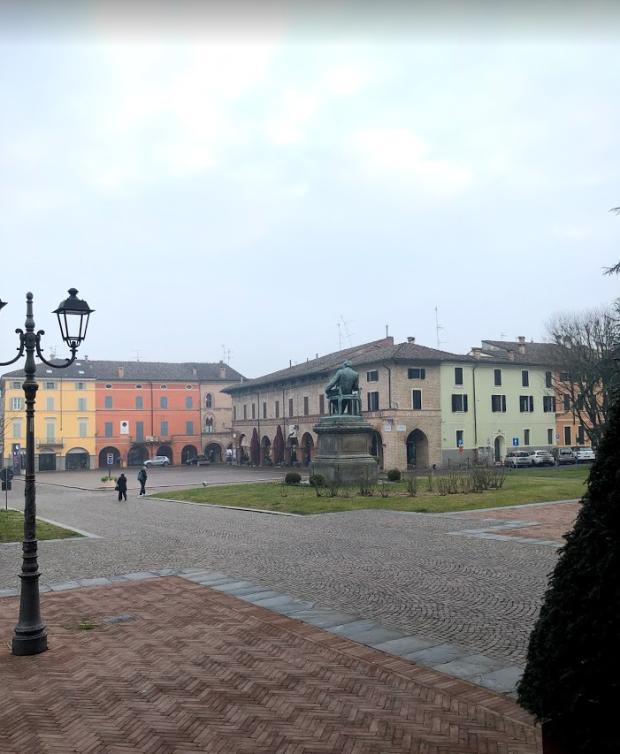 Busseto - Piazza Verdi
