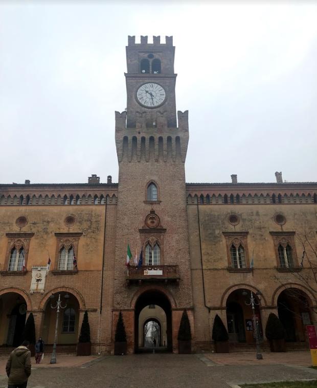 Busseto - Villa Pallavicino
